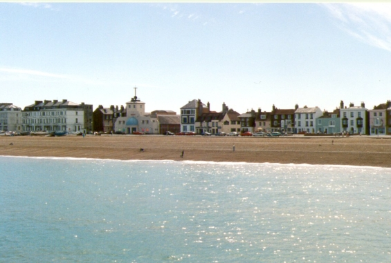 Deal_seafront
