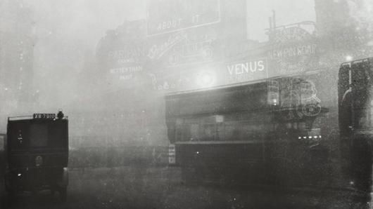 1952年ロンドンスモッグ災害