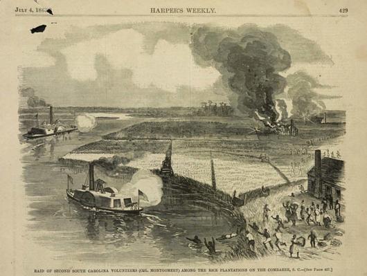 コンバイー川戦争